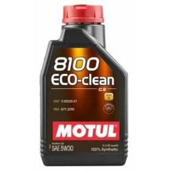 Motul 8100 ECO-clean 5W-30 1lt